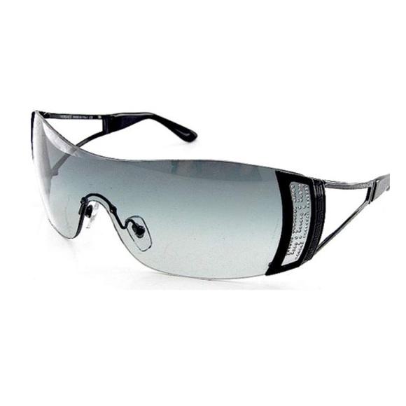 88142dd8325b Versace Mod 2059-b Sunglasses. M 5b7f6a93d8a2c749bbf0290d